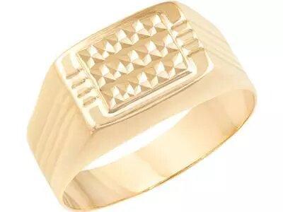 Золотое кольцо Атолл 4150А-1_205