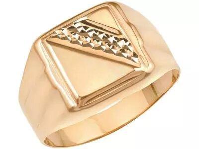 Золотое кольцо Атолл 4146А_205