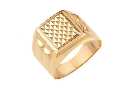 Золотое кольцо Атолл 4142А-1_20