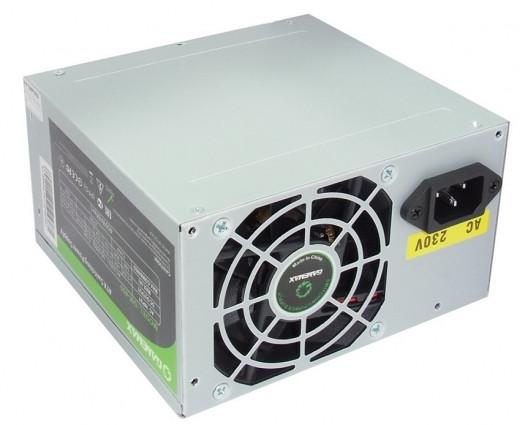 Блок питания с кабелем Gamemax GM-400 8см (400W)