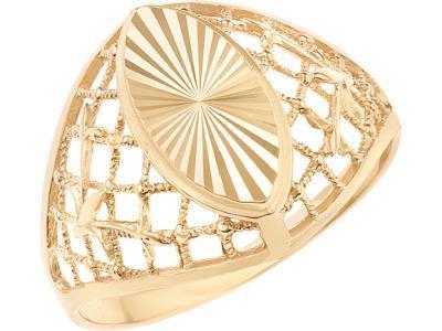 Золотое кольцо Атолл 4104А_18