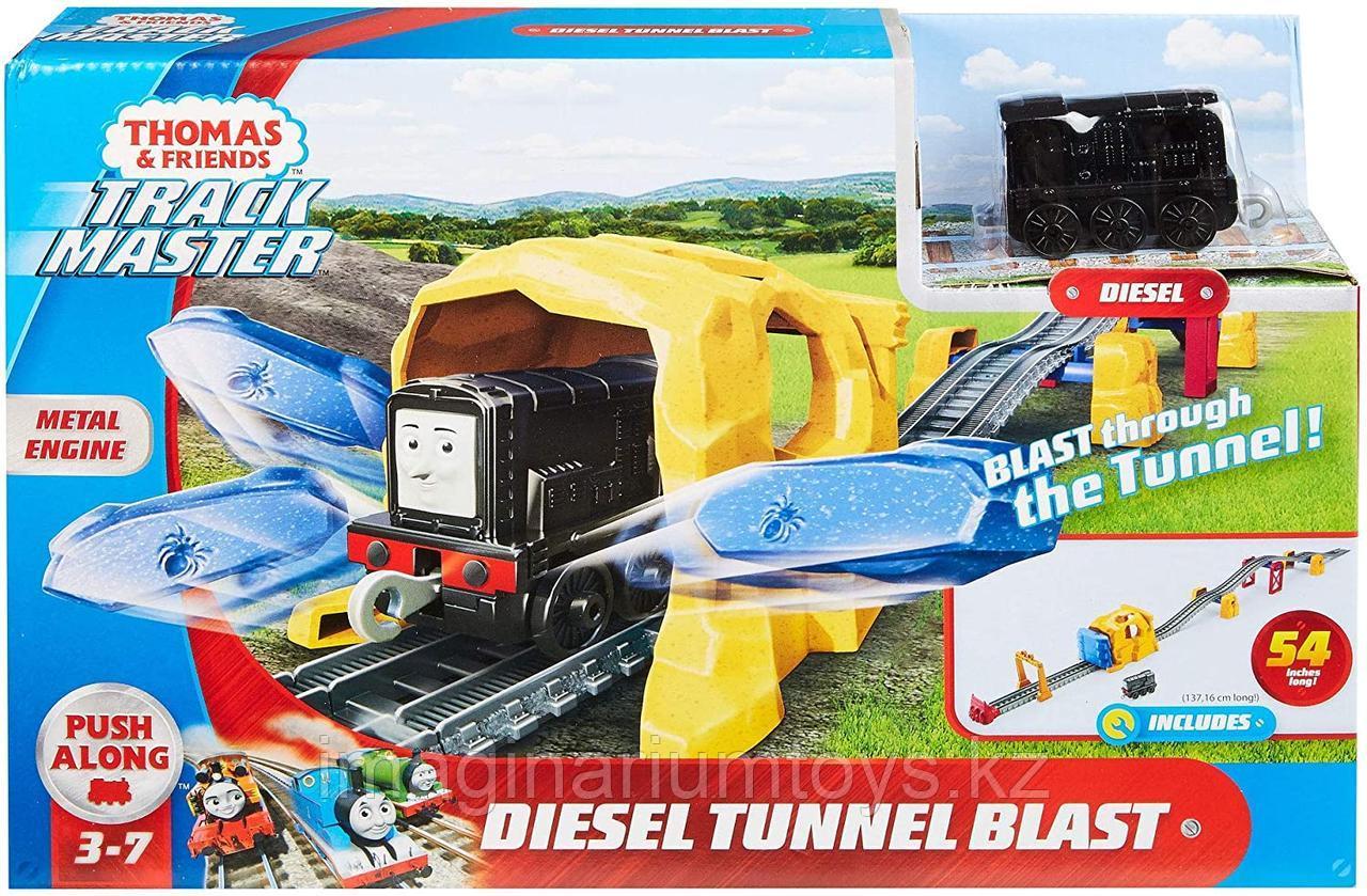 """Детская железная дорога """"Томас и друзья. Дизель в туннеле"""" Fisher-Price"""
