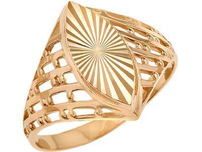 Золотое кольцо Атолл 4048А_185