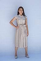 Платье летнее модное романтичное