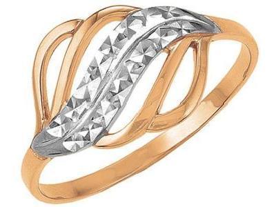 Золотое кольцо Атолл 1882А_165