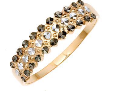 Золотое кольцо Атолл 1856А_185