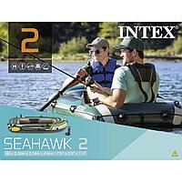 Лодка 2 -х местная Seahawk INTEX 68347