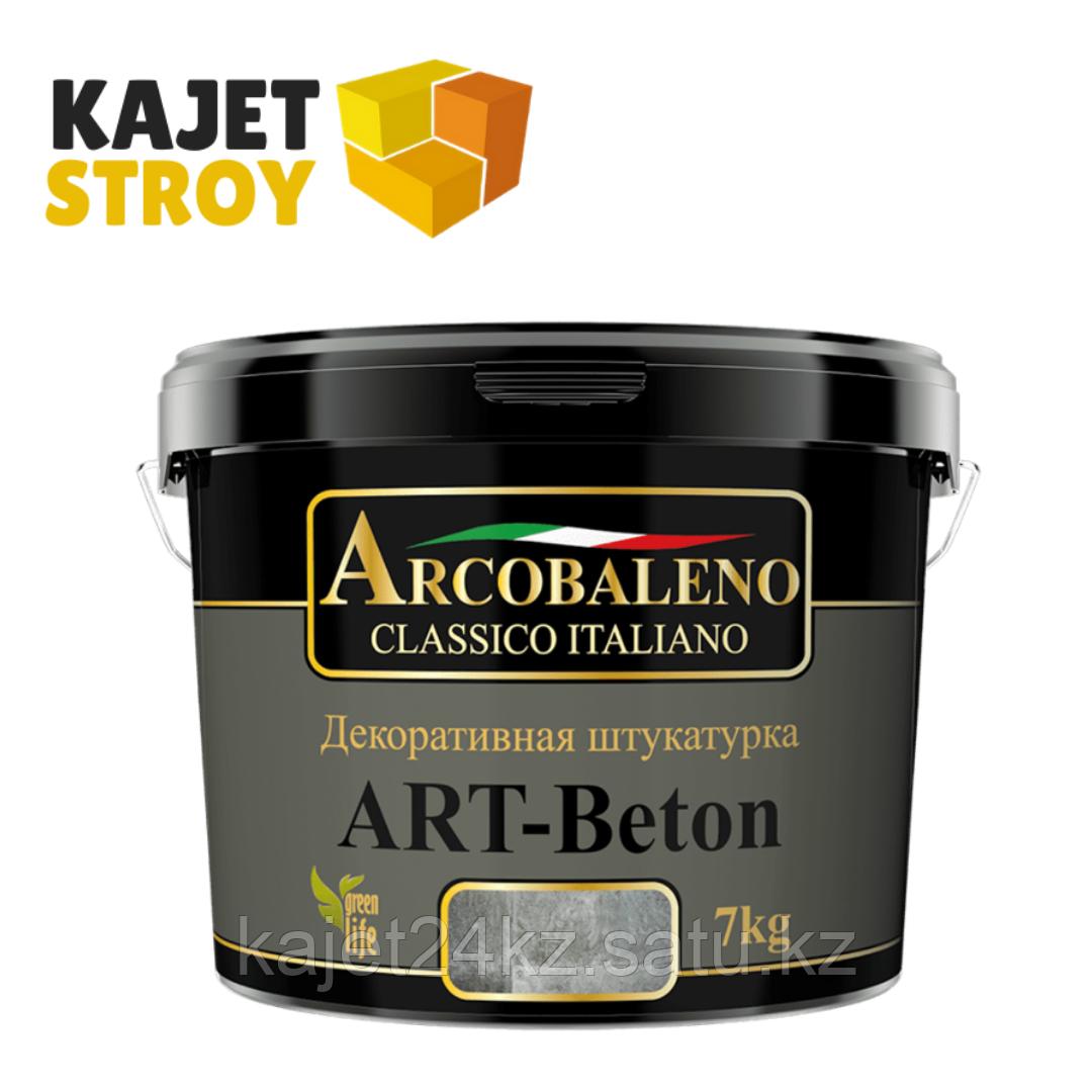 Декоративная шукатурка ART-BETON 25 кг