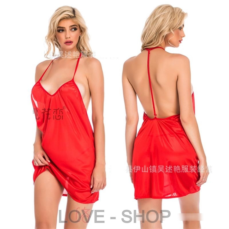 Сексуальное  платье-комбинация.