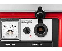 Генератор бензиновый, ЗУБР, 5.7/6.2 кВт, однофазный, синхронный, щеточный (ЗЭСБ-6200-Э), фото 3