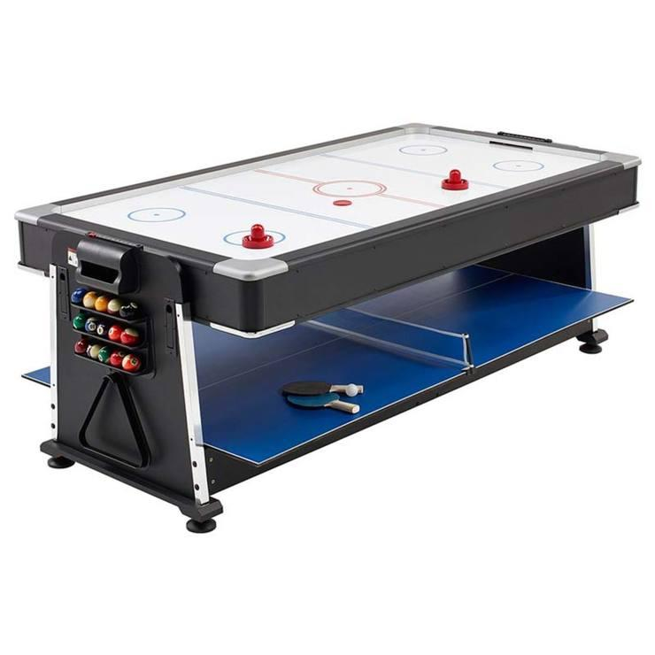 Игровой стол 3в1 7-футовый Revolver 3in1 Multi Games Table - фото 3