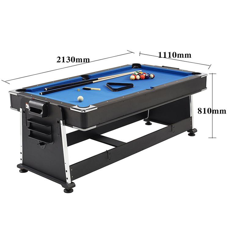 Игровой стол 3в1 7-футовый Revolver 3in1 Multi Games Table - фото 4