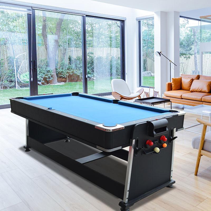 Игровой стол 3в1 7-футовый Revolver 3in1 Multi Games Table - фото 8