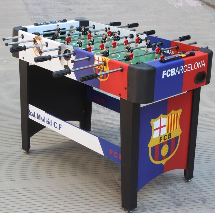Настольный футбол Real M. vs FSBarselona - фото 2