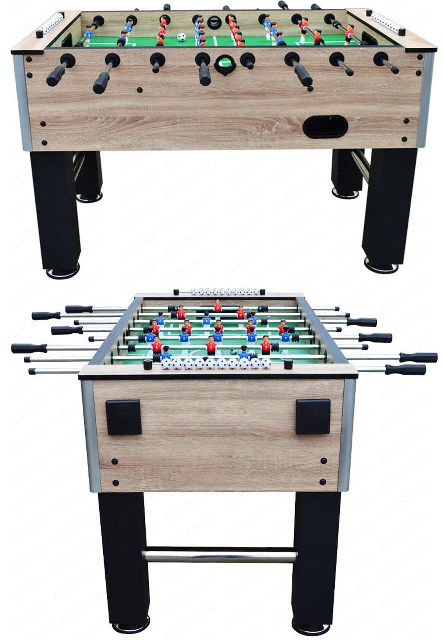 """Настольный футбол Профессиональный 55"""" Soccer table - фото 4"""