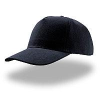 Бейсболка LIBERTY FIVE, 5 клиньев, застежка на липучке, Темно-синий, -, 25433.26