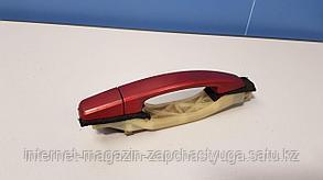 96468253 Ручка двери нaружная задняя правая для Chevrolet Aveo T250 2006-2012 Б/У