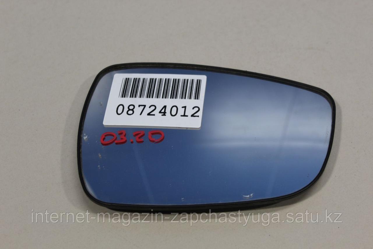 876214L010 Зеркальный элемент правый для Hyundai Solaris 2010-2017 Б/У - фото 1