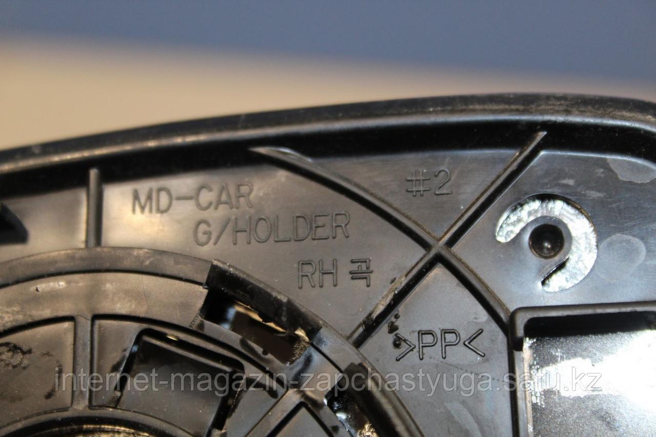 876214L010 Зеркальный элемент правый для Hyundai Solaris 2010-2017 Б/У - фото 4