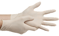 """Перчатки хирургические латексные """"Panagloves"""" 50 пар размер L(8-9)"""