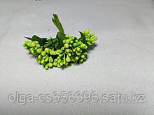 Мини букетики.  Тычинки. (Зеленые). Creativ 1162