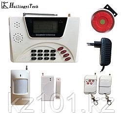 Беспроводная сенсорная охранно-пожарная сигнализация GSM