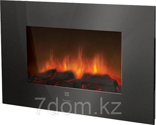 Камин Electrolux EFP/W-1250ULS черный, фото 2