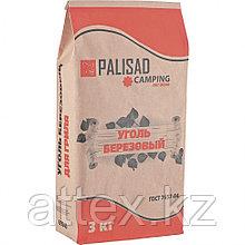 Уголь берёзовый Palisad Camping 3 кг