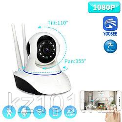 Мини PTZ 1080P 2MP Wifi ip-камера
