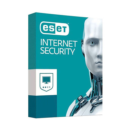 Антивирус Eset NOD32 BOX Internet Security продление или новая лицензия на 1 год 3ПК, фото 2