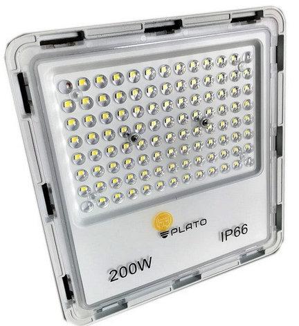 Светодиодный LED прожектор 200 W 6500K, фото 2