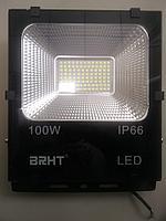 Интегрированный светодиодный прожектор - 100Вт - Холодный белый