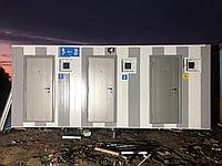 Модульный туалет, фото 1