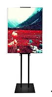 Стойка для рекламных панелей двухсторонняя, фото 1