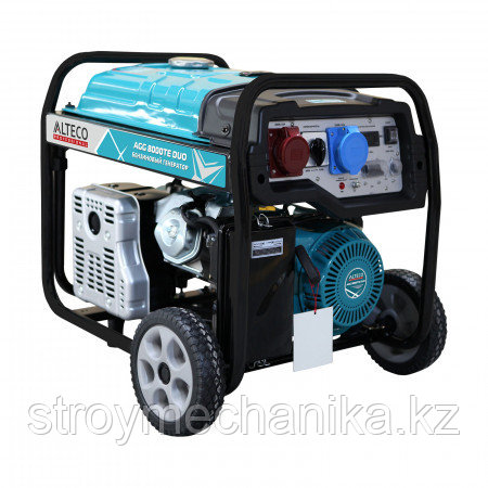 Генератор 6.5 кВт Alteco Professional AGG 8000Е2