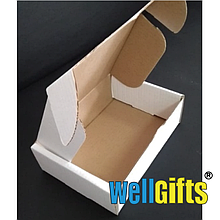 Подарочная картонная коробка для упаковки 23х17х8 см
