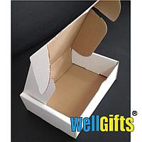 Подарочная картонная коробка для упаковки 15х15х8 см