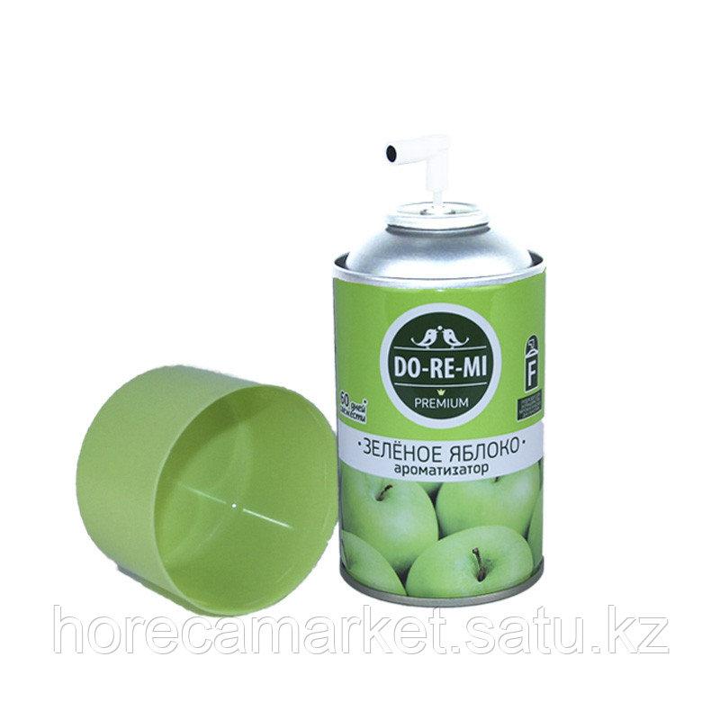 Освежитель воздуха запаска Зеленое яблоко
