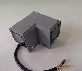 Светодиодный наружный светильник - УГОЛОК -Теплый белый