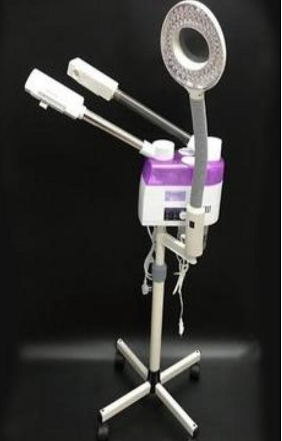 Вапоризатор  напольный  с холодным и горячим паром ,с лампой лупой