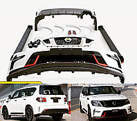 Обвес Nismo на Nissan Patrol Y62
