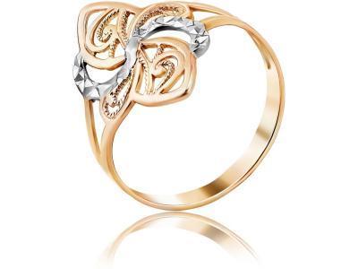 Золотое кольцо Атолл 10547А_18