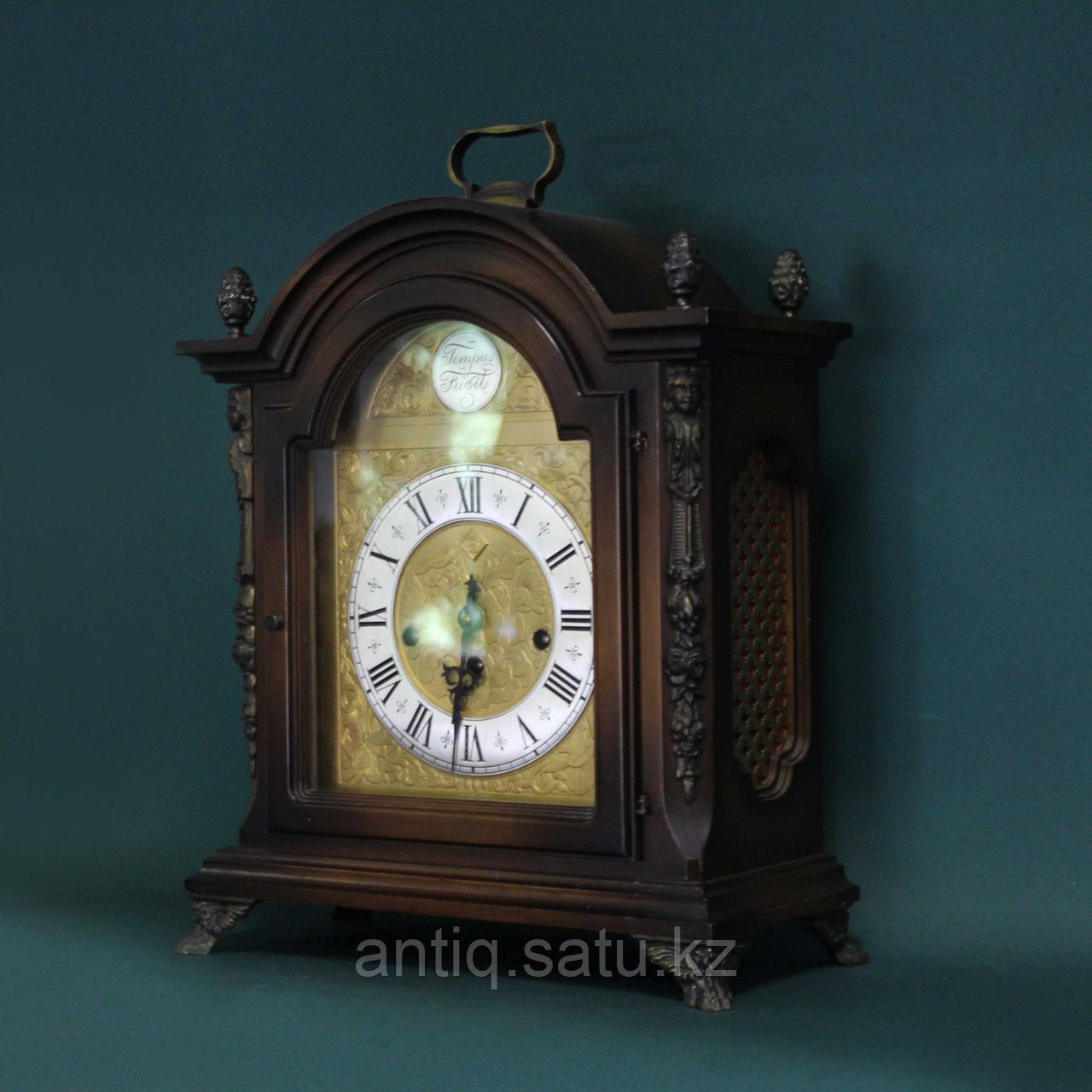 Настольные часы Часовая мастерская Emil Schmeckenbecher - фото 2