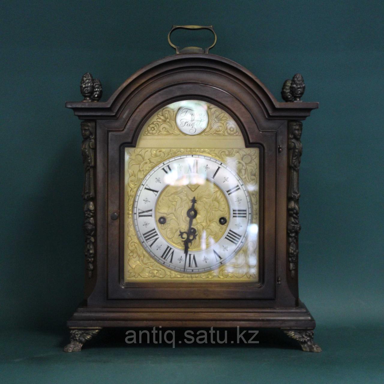Настольные часы Часовая мастерская Emil Schmeckenbecher - фото 7