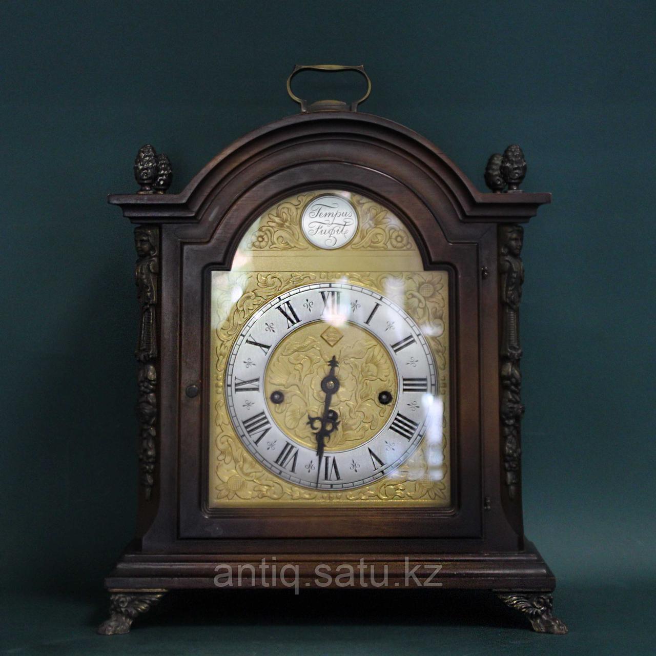 Настольные часы Часовая мастерская Emil Schmeckenbecher - фото 1