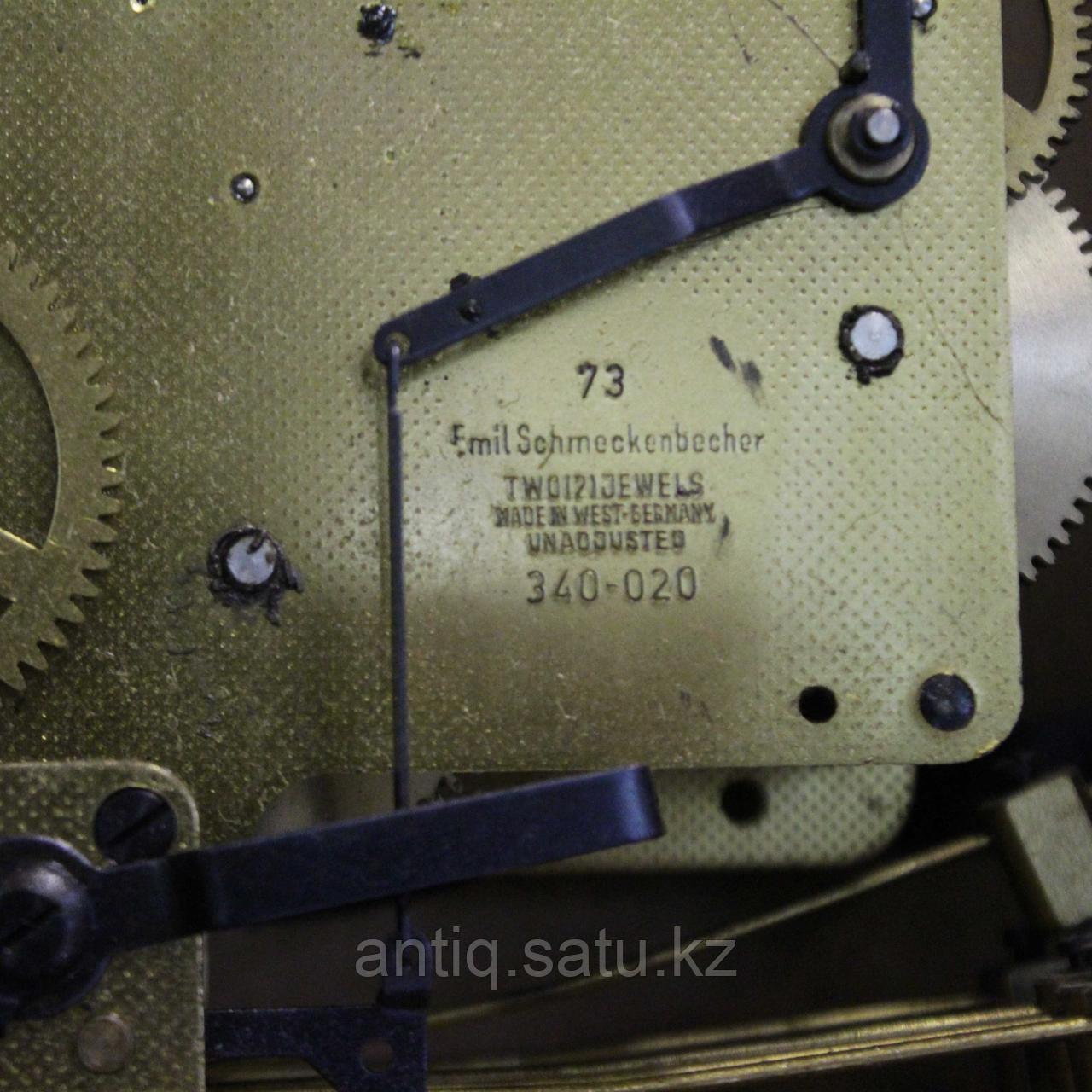 Настольные часы Часовая мастерская Emil Schmeckenbecher - фото 3
