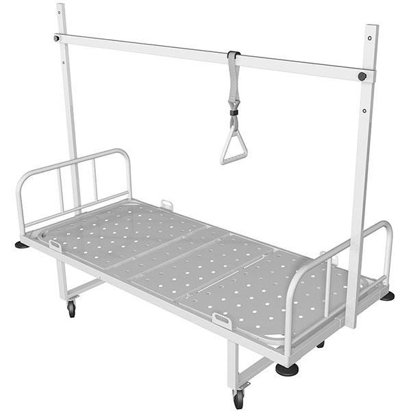 Опции для медицинских кроватей.Рама Балканского КМ