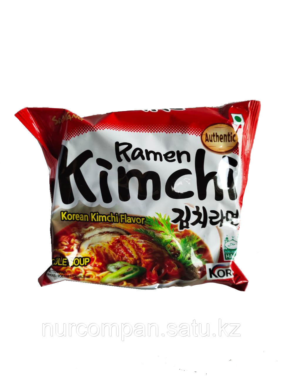 Кимчи рамён