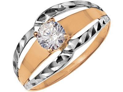 Золотое кольцо Атолл 10537А_185