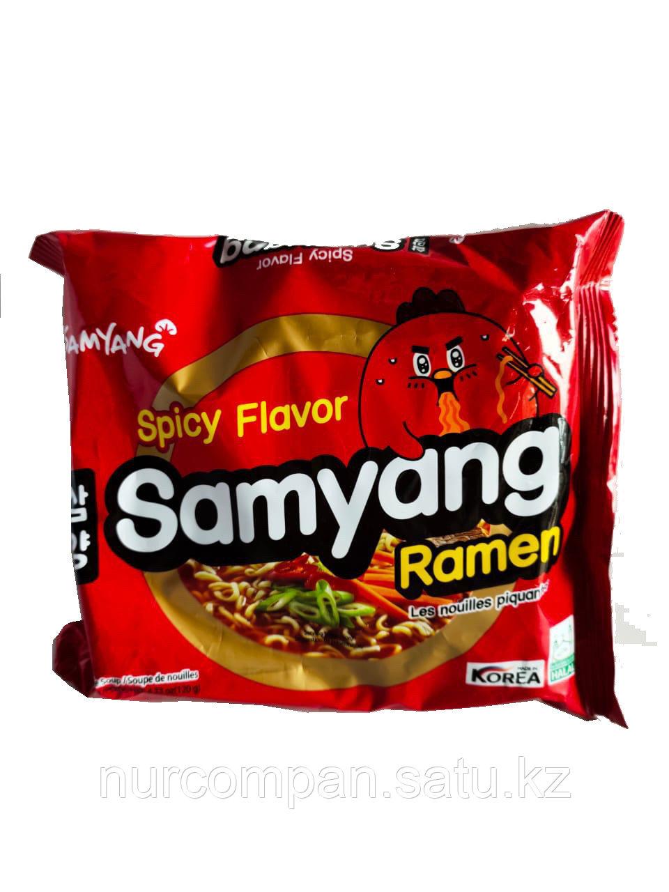 Рамен  острый от Samyang